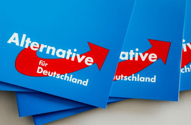 AfD clinches top budget post after being shunned for parliamentary jobs