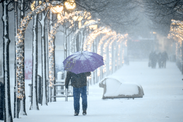Sweden told to brace for snow and wind and flooding and… brrr!