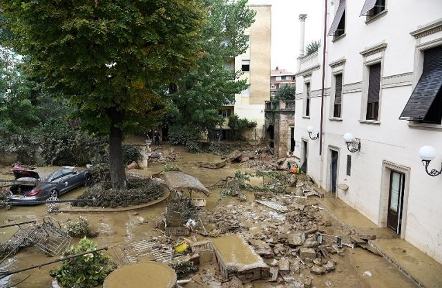 Italian mayor investigated for complicity in homicide over autumn flood deaths
