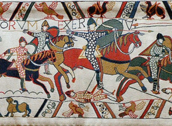 France ready to loan Bayeux Tapestry to Britain - under certain conditions