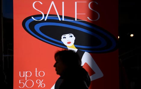 Subdued enthusiasm for shopping as sales begin across Italy