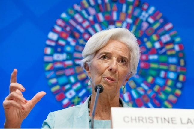 IMF boss urges Germany to invest more domestically to secure long-term growth