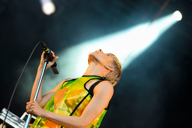 Robyn hints her new album will be out sooner than you think