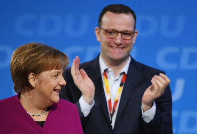 Meet the gay-rights champion gunning for Merkel's job from the right-wing of her party