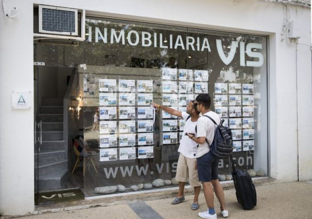 Spain's property market just recovered to pre-crisis levels