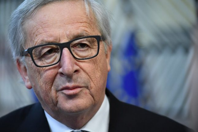 Warning of 'non-operational government' in Italy was misunderstood: Juncker