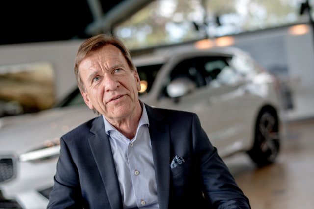 Record year for Volvo as Asia boosts sales