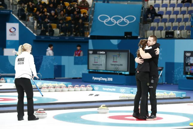 Norwegian curler wants case resolved after Russian drugs test fail