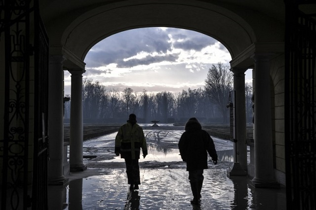After an unusually warm January, winter chill on the way for Italy