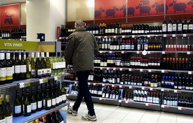 Swedes opt for more expensive bottles of wine