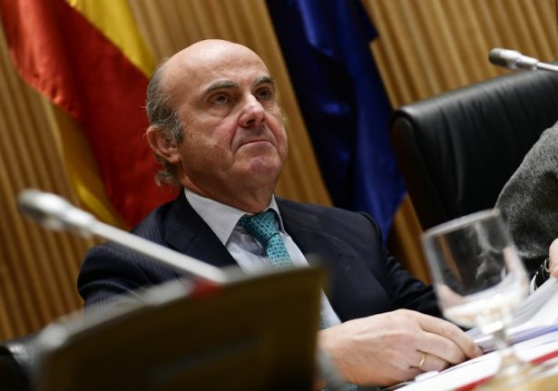 Spain's De Guindos in line for ECB job after Irish candidate withdraws