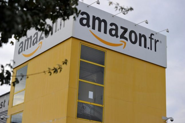 Amazon pays up to end tax dispute with French government