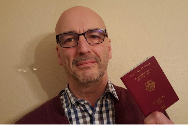 'My daughter and I got dual citizenship to secure her future after Brexit'