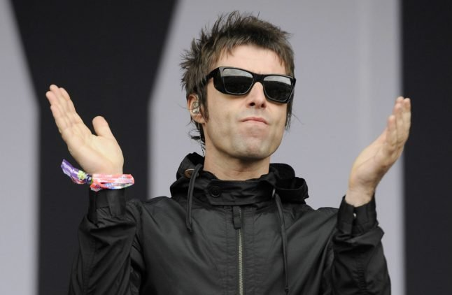 Oasis singer's claim that Munich police pulled his teeth is 'complete rubbish'