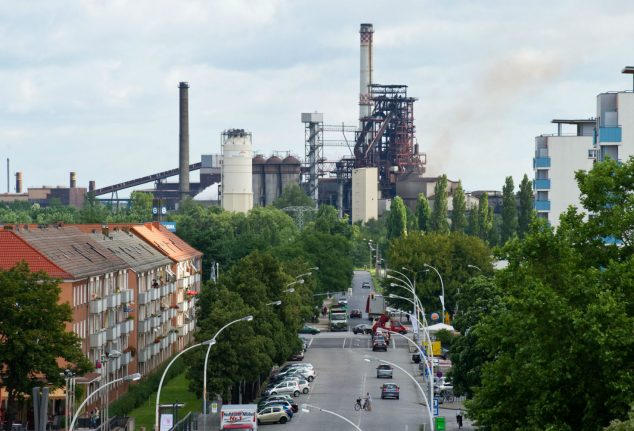 The rise, fall and open road of Germany's former 'Stalin City'