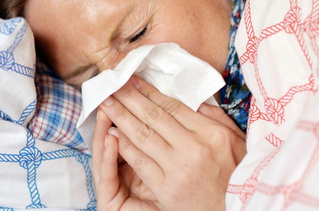 Where the flu outbreak has been hitting Germany the hardest