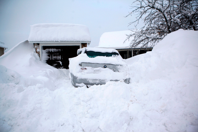 Big freeze hits Sweden and it's just the beginning