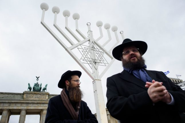 Let's be careful before we talk about rising anti-Semitism in Germany