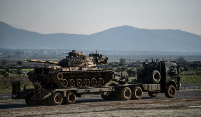 France and Turkey to work on new 'roadmap' to end Syrian war
