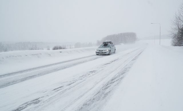 Wrap up warm: Snow and wind on the way for parts of Sweden