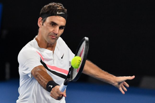 Federer chases history in Rotterdam with return to summit