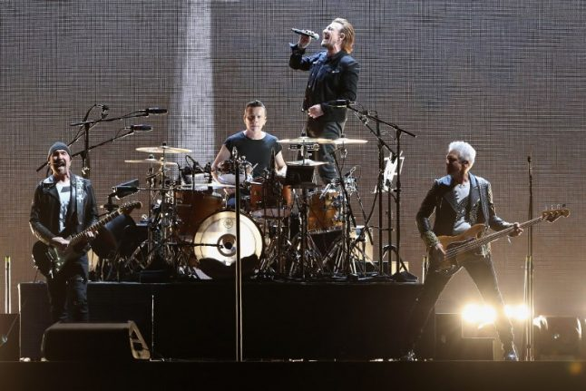 Spain launches probe after U2 concerts sell out in seconds