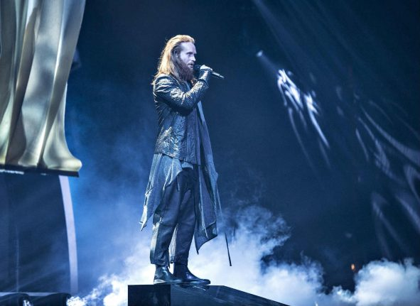 Denmark's Eurovision entry is a sign of our Viking-loving times