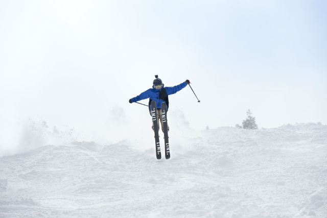 Four reasons to try spring skiing in Sweden