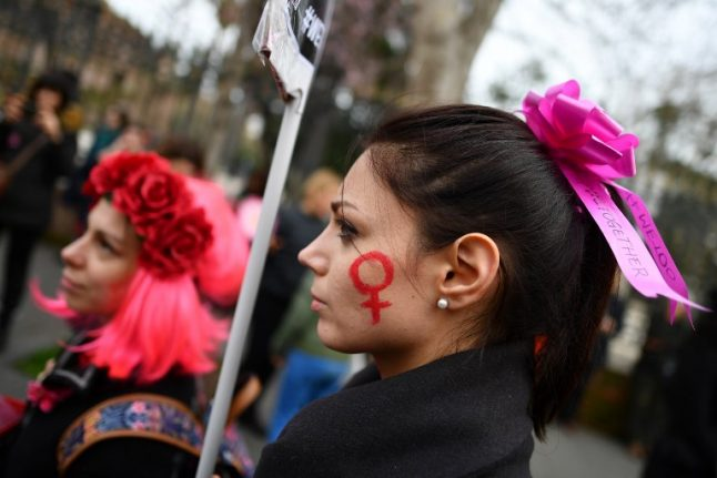 12 statistics that show the state of gender equality in Italy