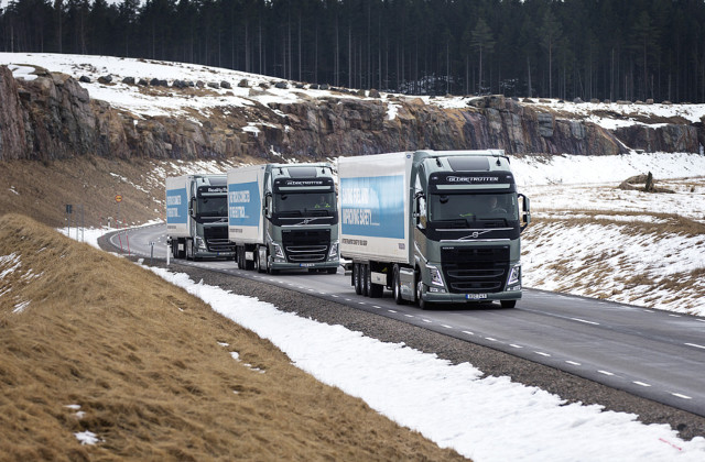 Scania self-driving trucks to be tested on Finnish roads