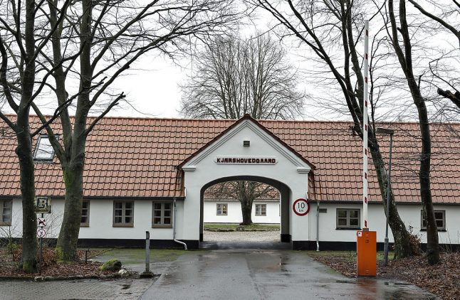 Rejected asylum seekers at Danish expulsion centre missed registration 10,000 times: report