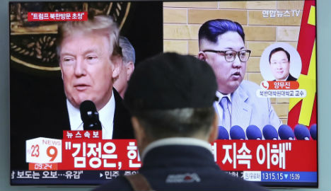 Sweden ready to host US-North Korea meet: PM