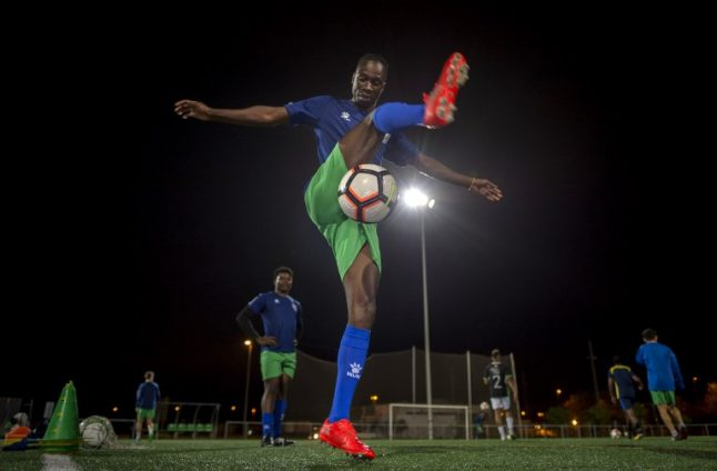 How sporting glory is a dream come true for migrants in Spain