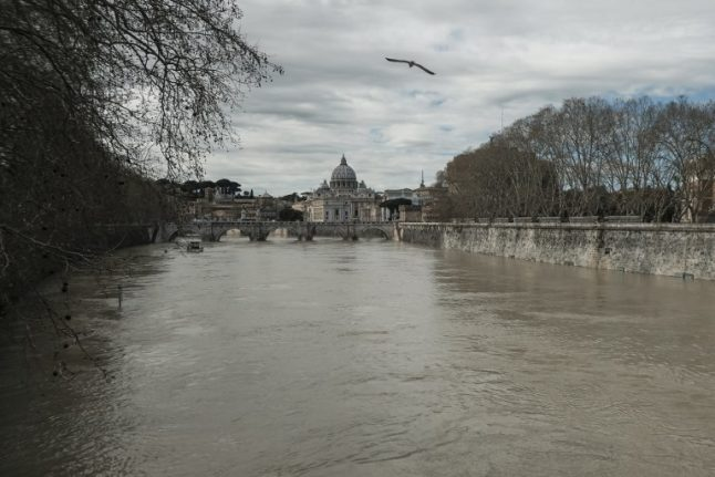 Spring is here, but Italy hit by a wave of bad weather