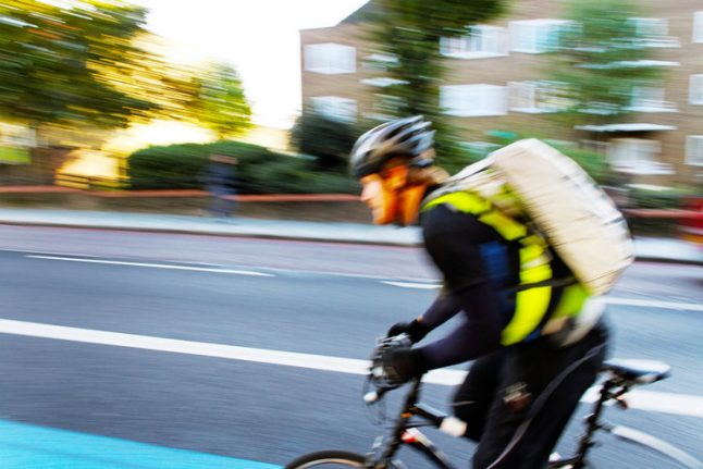 Renegade cyclists: Swiss politicians call for higher fines