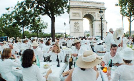 French and Americans are poles apart… when it comes to time spent eating