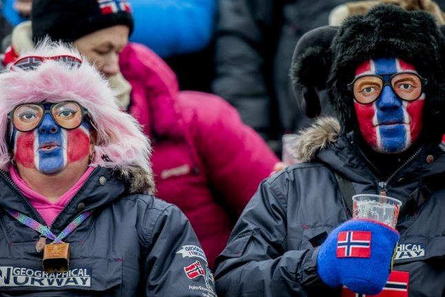 Norway no longer world's happiest country: report