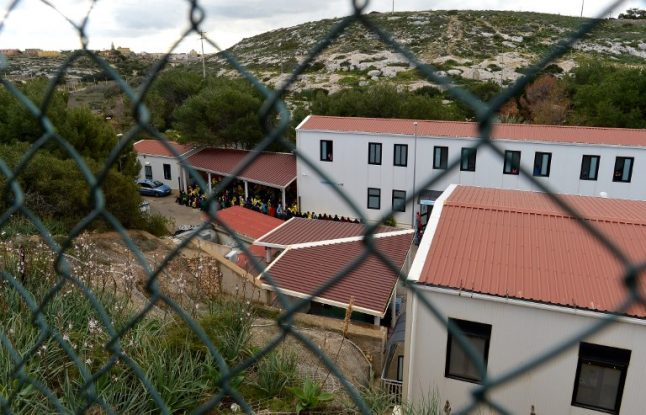 Italy closes Lampedusa migrant centre for renovation after conditions criticized