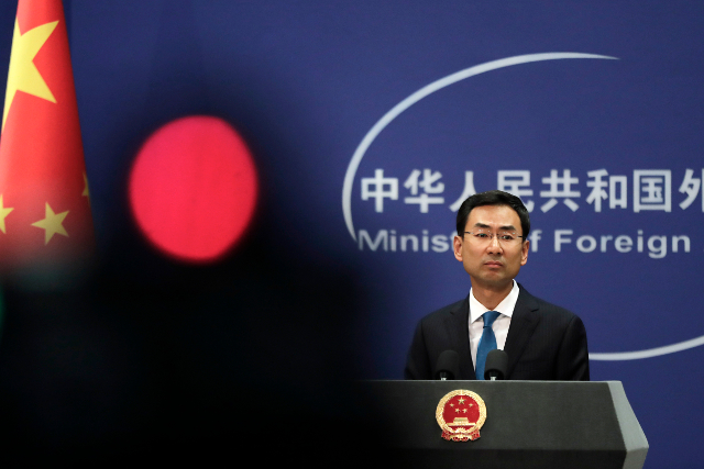 Sweden and China in row over doctor's visit to Gui Minhai