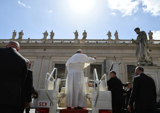 Vatican removes Guam bishop for sexual abuse