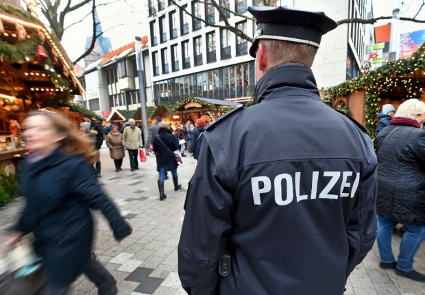 Iraqi teenager held in Hesse for 'bomb attack plot' in Germany or Britain
