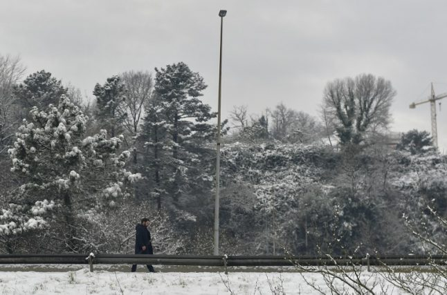 Spring delayed in Spain with promise of fresh snow