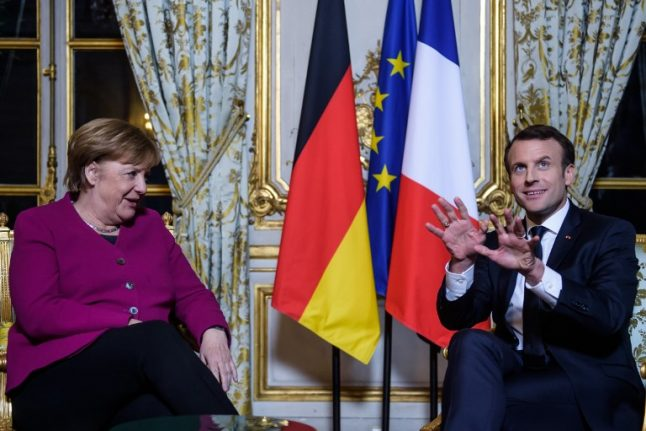 Merkel visit to Paris gives Macron chance to put EU reforms back on the table