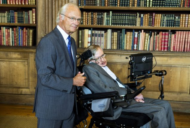 Why Stephen Hawking didn't win a Nobel Prize