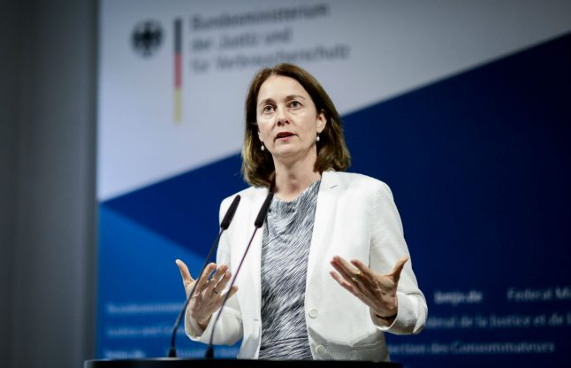 German Justice Minister vows stricter oversight of Facebook