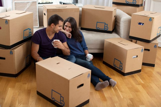 The things you need to watch out for when you move house in Germany