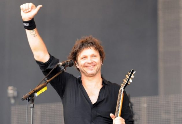 French music festival refuses pressure to drop rocker who killed girlfriend