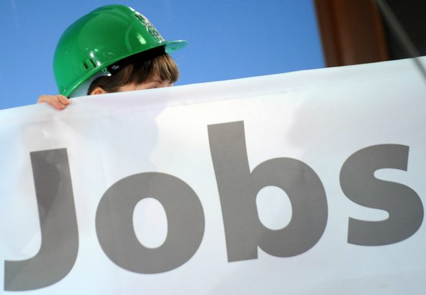 Number of job openings in Germany reaches historic high