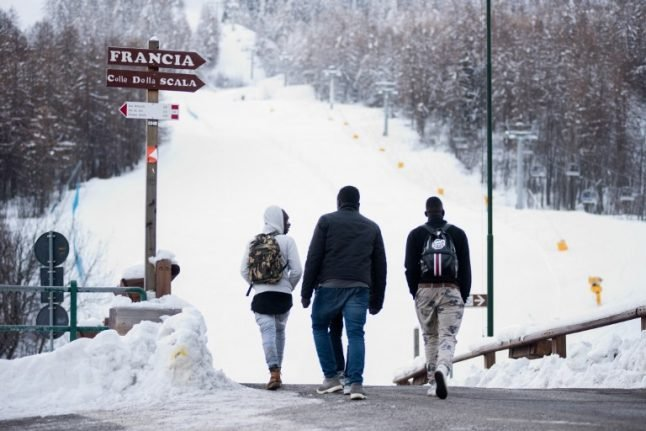 Human traffickers prey on migrants and rescuers alike in French Alps