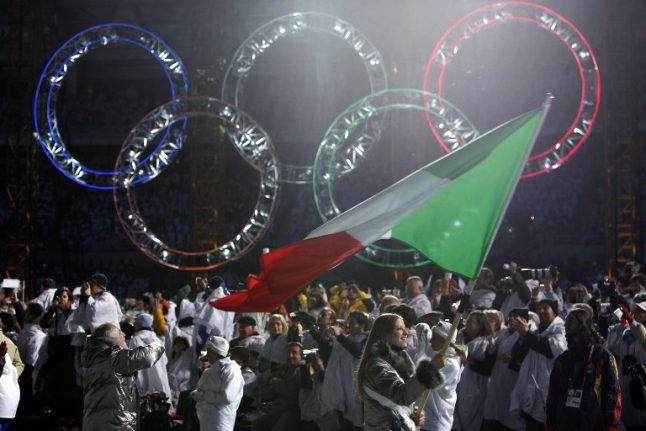 Milan and Turin to bid for 2026 Winter Olympics